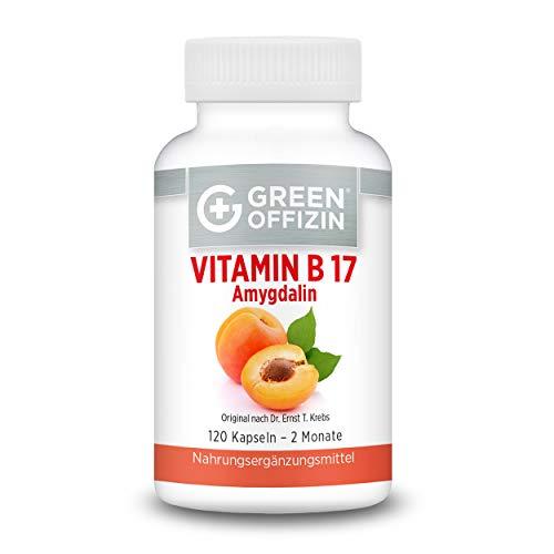 Green Offizin Vitamin B17 I 1000 mg...