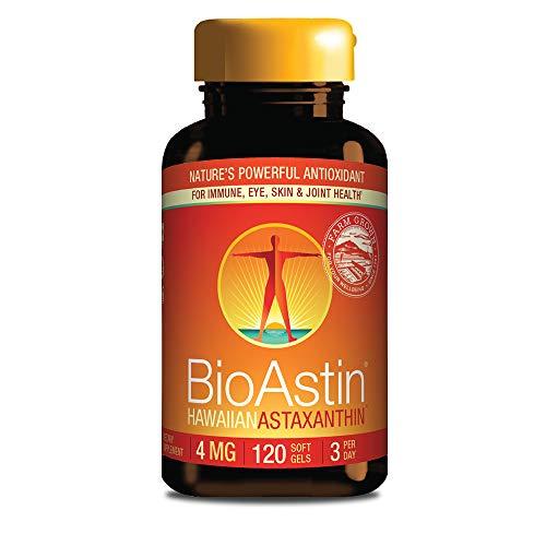 BioAstin Hawaiianisches Astaxanthin 4 mg, 120...