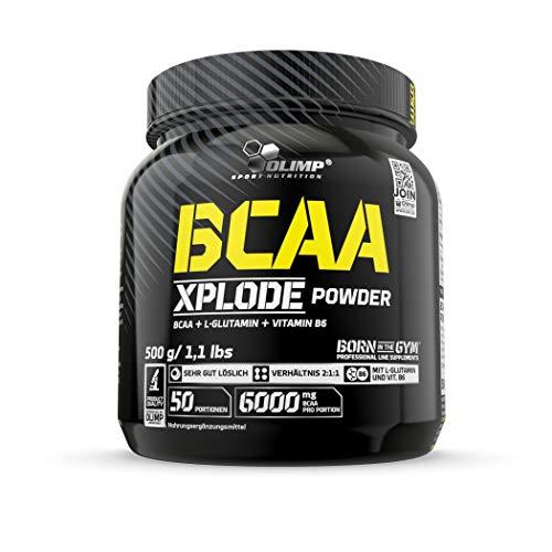 OLIMP- BCAA Xplode Powder, Fruit Punch (500g)....