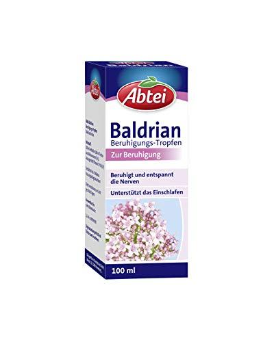 Abtei Baldrian Beruhigungstropfen - pflanzliches...