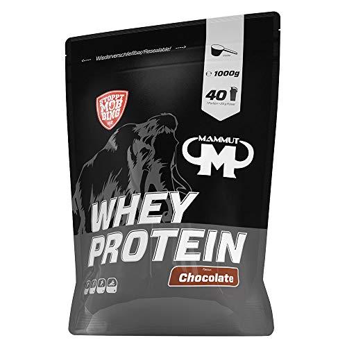 Mammut Nutrition Whey Protein, Chocolate, Molke,...