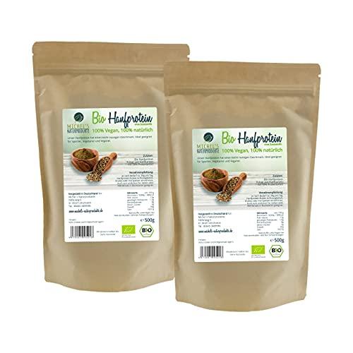Michel´s Naturprodukte - BIO Hanfprotein mit 50%...