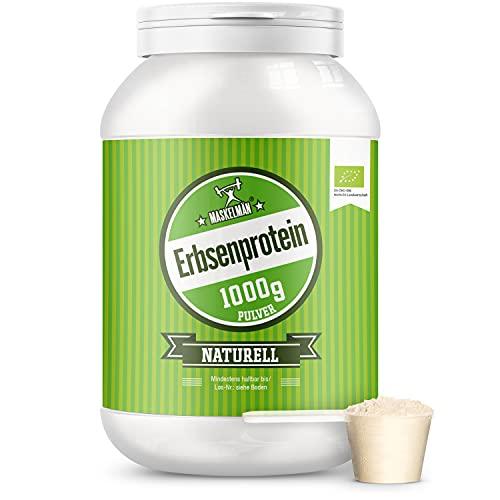 Maskelmän - Bio Erbsenprotein Pulver -...