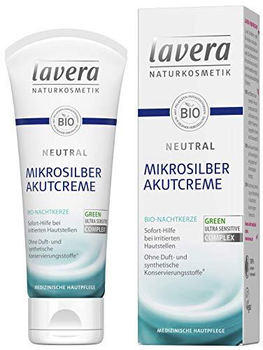 lavera Neutral Akutcreme mit Mikrosilber ∙ Bio...