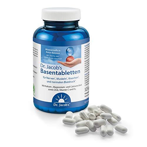Dr. Jacob's Basentabletten, 250 Tabletten I...