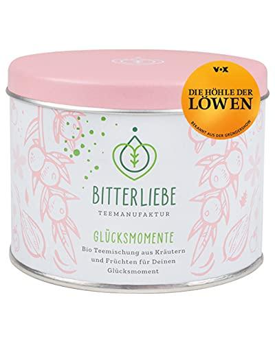 BitterLiebe® Teemanufaktur Glücksmomente Bio...