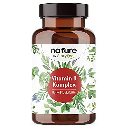 Vitamin B Komplex - Bio-Aktiv mit 500 µg B12-200...