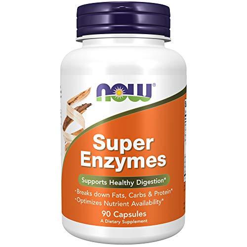 Now Foods, Super Enzyme, 90 Kapseln, glutenfrei,...