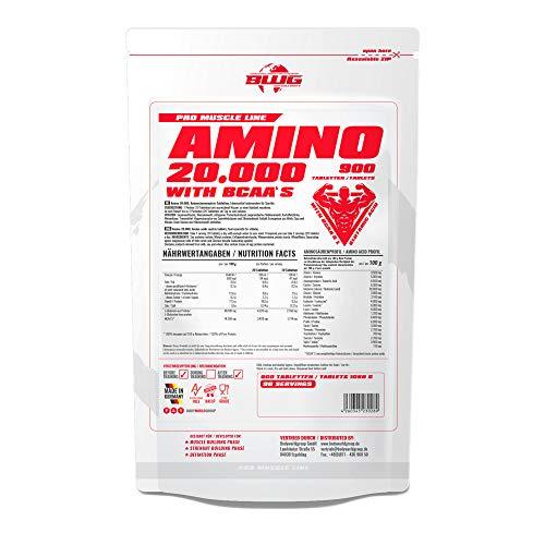 BWG Amino 20.000, Aminosäuren Komplex mit 900...