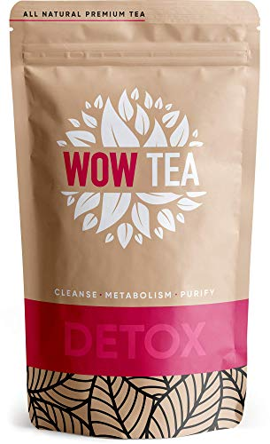 WOW TEA Detox Тее - 21 tage detox tee |...