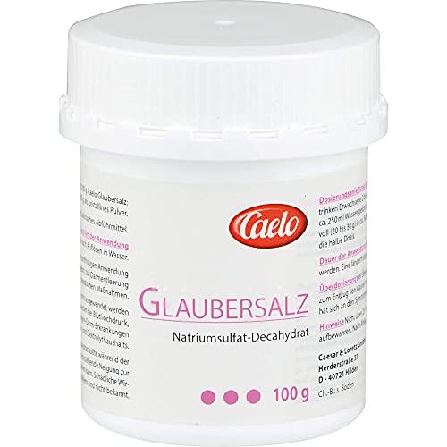 Caelo Glaubersalz, 100 g Pulver