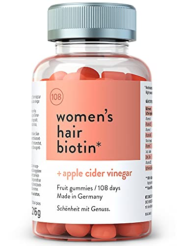 Biotin hochdosiert mit Vitamin B12, Zink,...