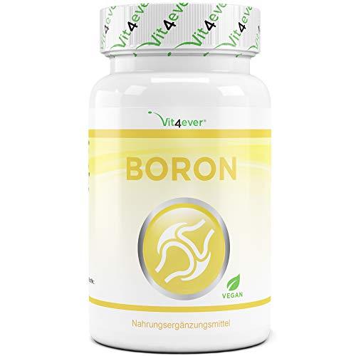 Boron - 3 mg reines Bor je Tablette - 365...