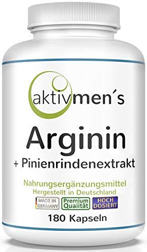 aktivmen´s Arginin plus Pinienrindenextrakt...