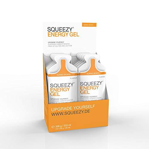 Squeezy Energy Gel Box, 12 Beutel à 33 g,...