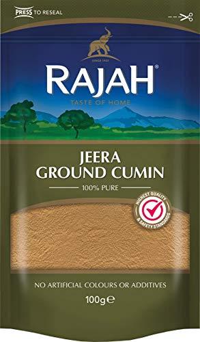 Rajah Jeera Ground Cumin – Gemahlener...