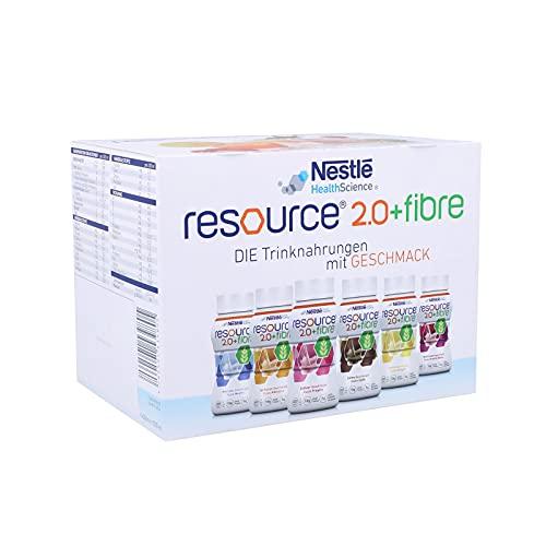 resource® 2.0+fibre ist eine hochkalorische...