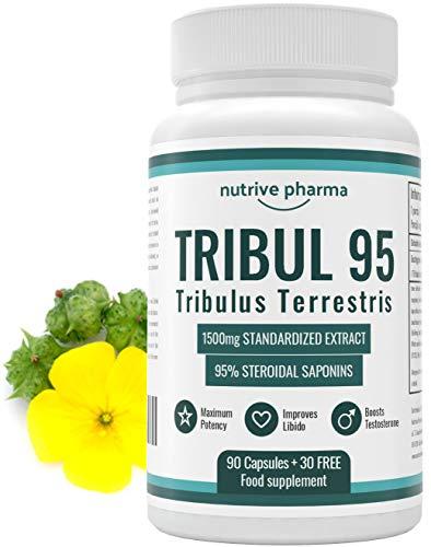 Tribul95® Tribulus Terrestris hochdosiert -...