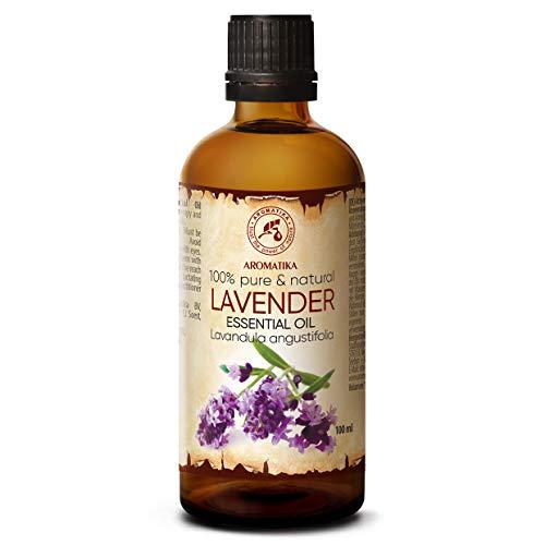 Lavendelöl 100ml - Bulgarien - 100% Rein &...