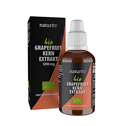 BIO Grapefruitkernextrakt, 1200 mg...