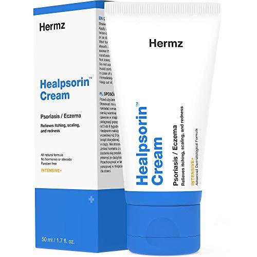 Healpsorin-Creme (50 ml) für Psoriasis, Ekzem,...