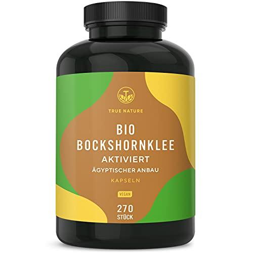 TRUE NATURE® Bio Bockshornklee Aktiviert - 270...