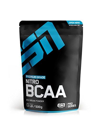 ESN Nitro BCAA Powder, Lemon Iced-Tea, 500g
