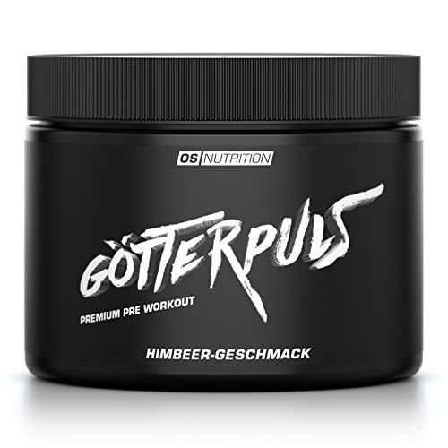 OS NUTRITION Götterpuls Premium Pre Workout...