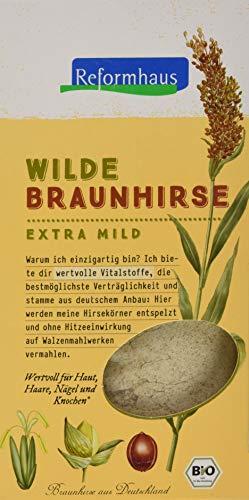 Reformhaus Braunhirse Bio, 1000g