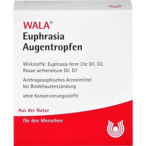 WALA Euphrasia Augentropfen, 30 St....