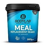 Bodylab24 Meal Replacement Shake 960g | Diät-Shake zum Abnehmen | Mahlzeitersatz Shake Vanille