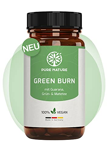 Pure Nature GREEN Burn Veganer Stoffwechsel...
