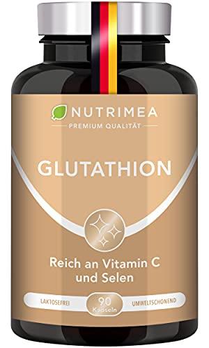 L-GLUTATHION reduziert zu 98%   mit Vorläufern +...
