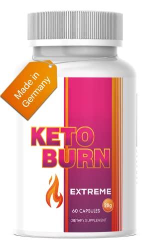Saint Nutrition® KETO BURN - Appetitzügler &...