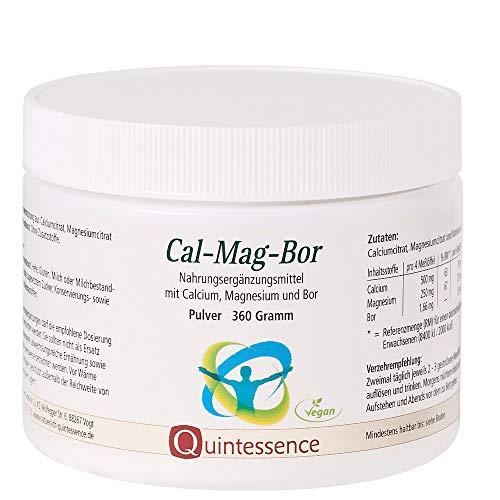 Cal-Mag-Bor, 360 g Pulver, Quintessence | Ohne...