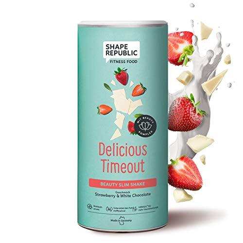 Shape Republic Beauty Slim Shake Strawberry &...