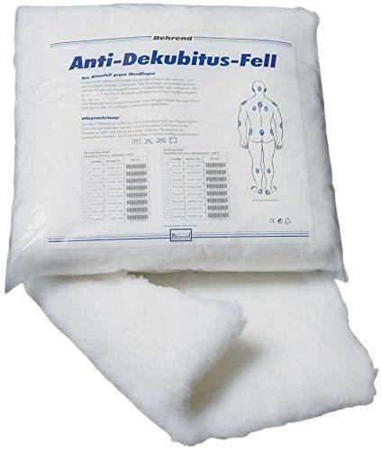 Anti Dekubitus Fell 70 x 100 cm - weiß - weiches...