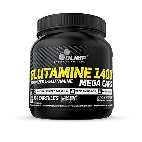 OLIMP- Antikataboliken L-Glutamine Mega Caps (300...
