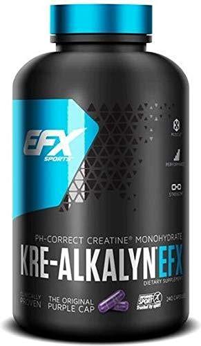 EFX Kre-Alkalyn 3000 - 240 Kreatin Kapseln (120...