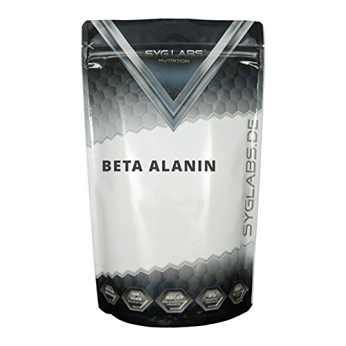 Syglabs Nutrition Beta Alanin Pulver, 1er Pack (1...