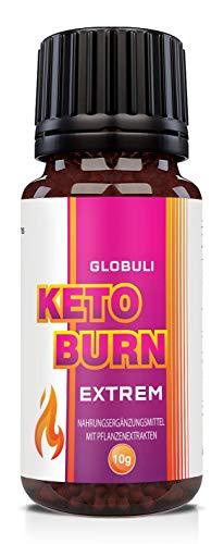 Saint Nutrition® KETO BURN Globuli -...