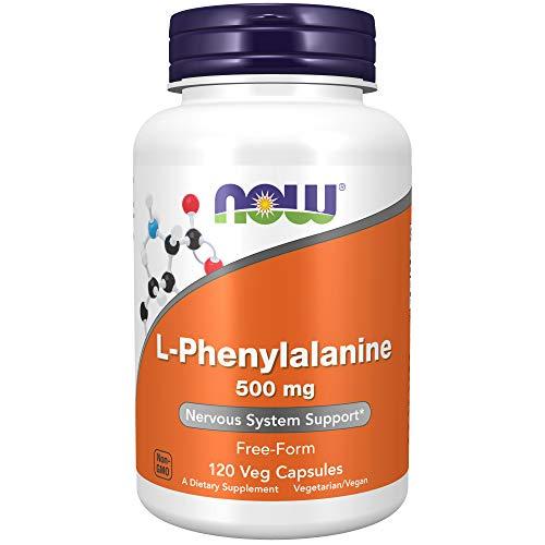 Now L-Phenylalanine 500 mg 120 vegane Kapseln...