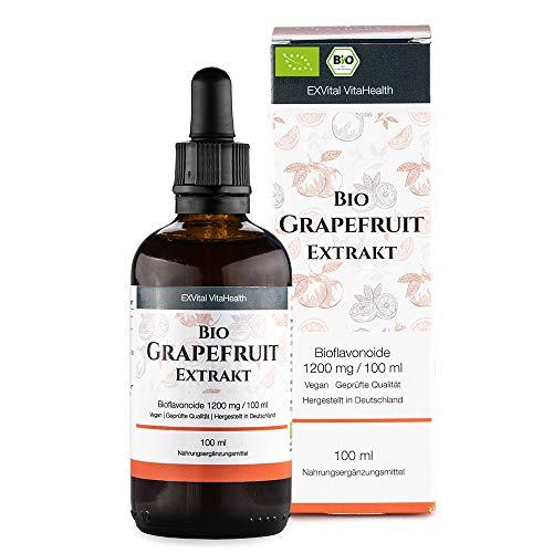 EXVital Bio Grapefruitkernextrakt, 1200mg...