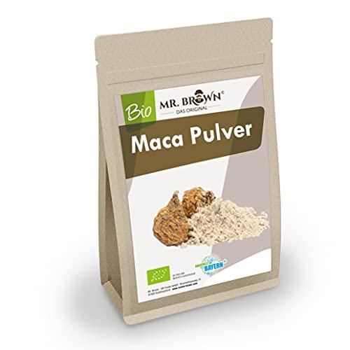 1kg BIO Maca Pulver aus Peru, aus kontrolliert...