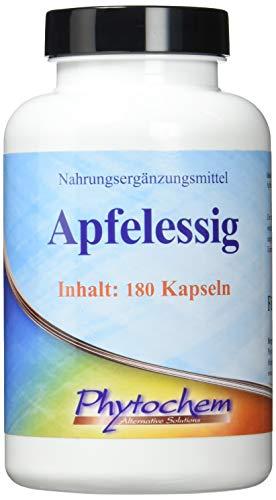 APFELESSIG | 495 mg Apfelessig Pulver pro Kapsel |...