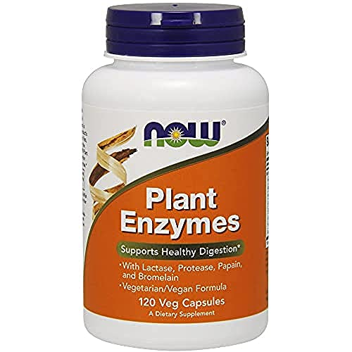 Now Foods | Plant Enzymes (Pflanzliche Enzyme) |...
