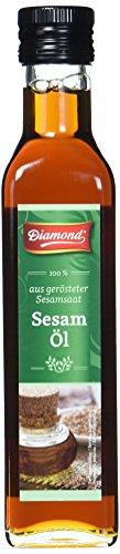 Diamond Sesamöl, geröstet, 100% 250 ml - 1...
