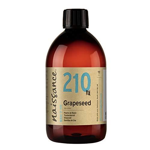 Naissance Traubenkernöl (Nr. 210) 500ml 100%...