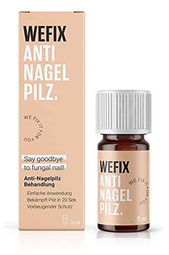 WeFix® Anti Nagelpilz Lack 5 ml | Stoppt...