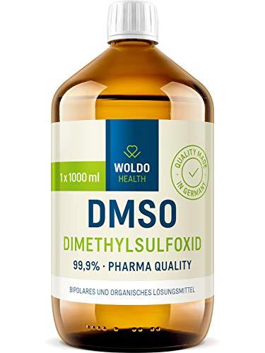 DMSO 99,9% pharmazeutischer Reinheit...
